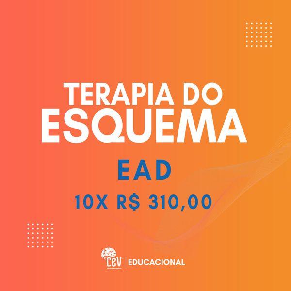 Imagem principal do produto FORMAÇÃO EM TERAPIA DOS ESQUEMAS EAD