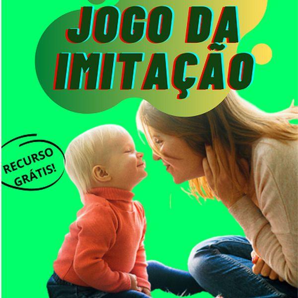 Imagem principal do produto JOGO DA IMITAÇÃO CAMINHOS DO AUTISMO
