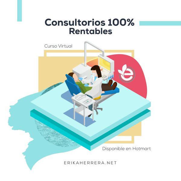 Imagem principal do produto Consultorios 100% Rentables