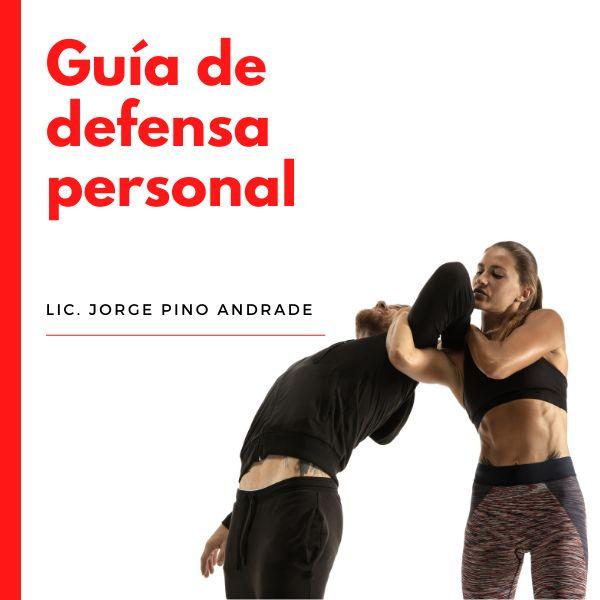 Imagem principal do produto GUÍA DEFENSA PERSONAL