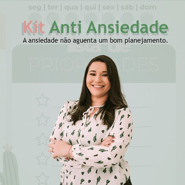 Imagem principal do produto Kit Anti Ansiedade