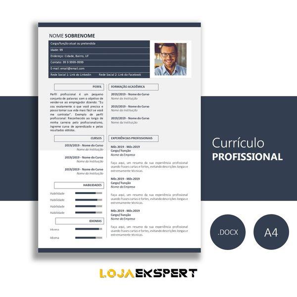 Imagem principal do produto Currículo Vol.0008