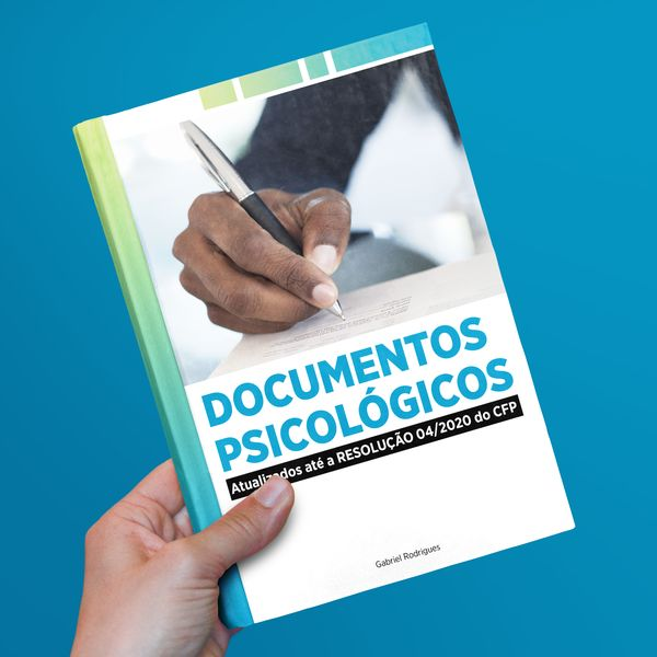 Imagem principal do produto DOCUMENTOS PSICOLÓGICOS (atualizados conforme Resolução 04/2020 do CFP)