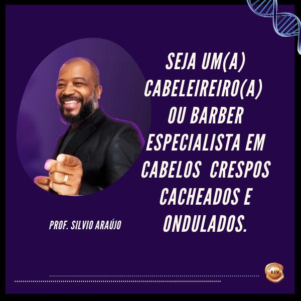 Imagem principal do produto Especialista em Cabelos Crespos, Cacheados e Ondulados