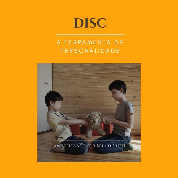 Imagem principal do produto Ferramenta DISC de auto conhecimento para ganhar dinheiro de casa fazendo análises com seus amigos.
