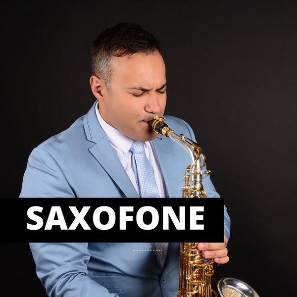 Imagem principal do produto Curso de Saxofone sem Partituras