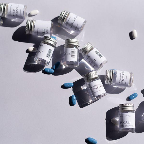 Imagem principal do produto Farmacologia dos ansiolíticos