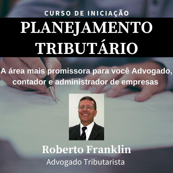 Imagem principal do produto PLANEJAMENTO TRIBUTÁRIO - Curso de iniciação