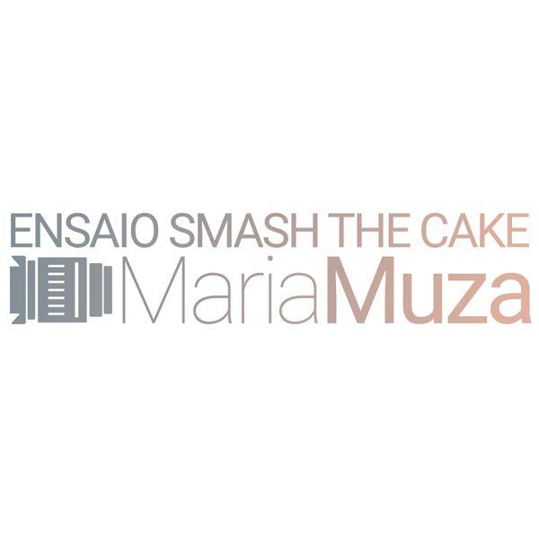 Imagem principal do produto Ensaio Smash the Cake - Maria Muza