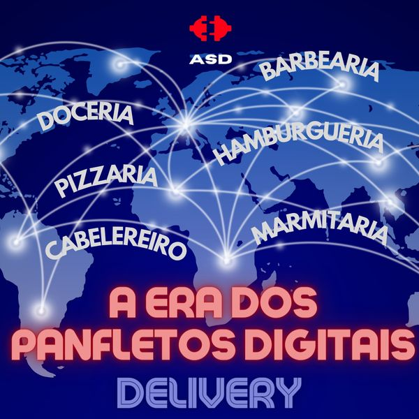 Imagem principal do produto Curso - A Era dos Panfletos Digitais.
