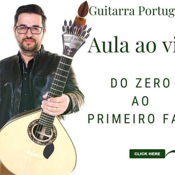 Imagem principal do produto Do Zero ao primeiro fado na guitarra portuguesa
