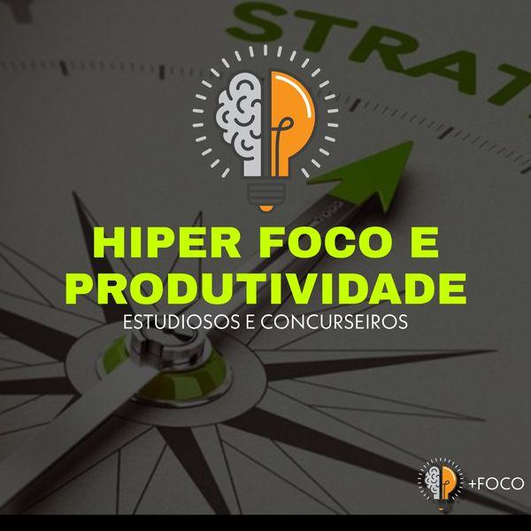 Imagem principal do produto Hiper Foco + Produtividade