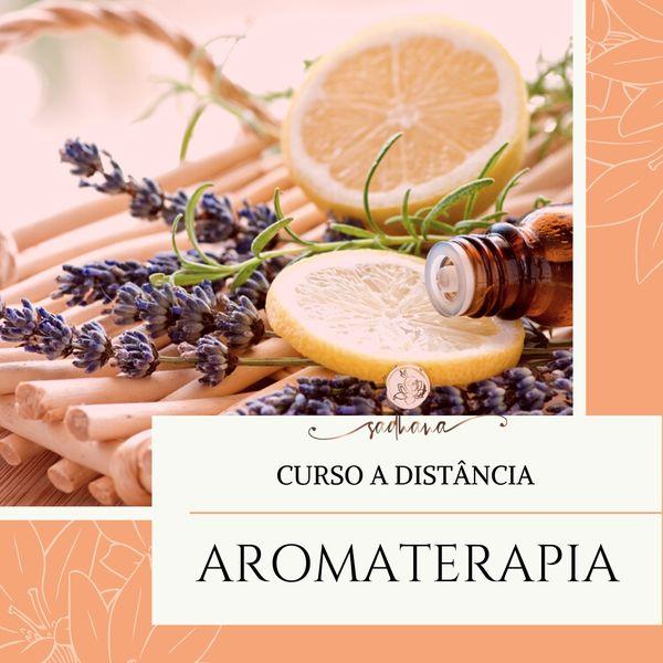 Imagem principal do produto Curso online Aromaterapia