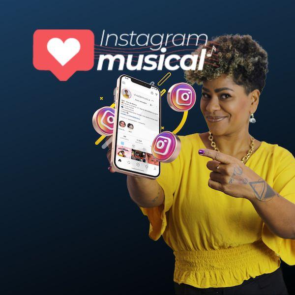 Imagem principal do produto Instagram Musical