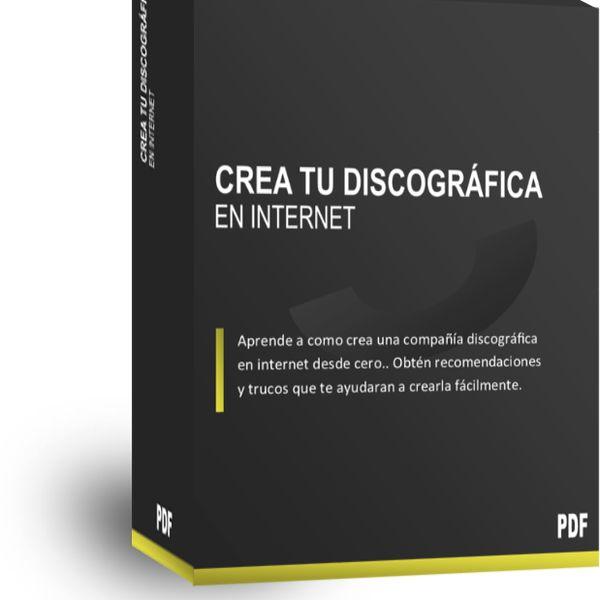 Imagem principal do produto Crea tu Sello Discográfico en Intenert