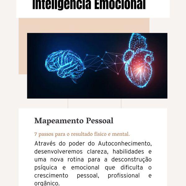 Imagem principal do produto Inteligência Emocional 7 Passos Para o Desenvolvimento Físico e Mental