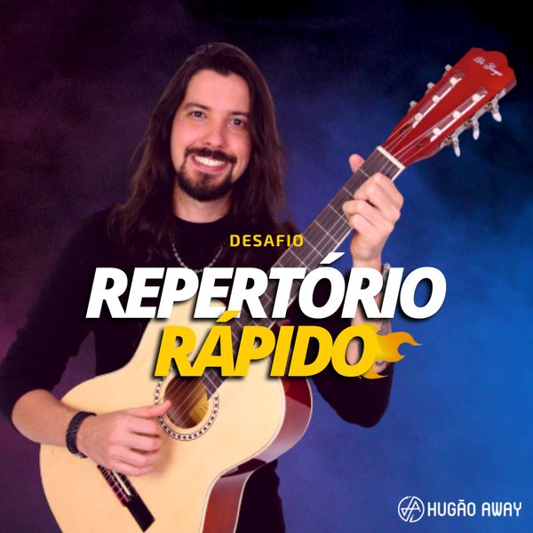Imagem principal do produto Desafio Repertório Rápido