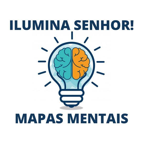 Imagem principal do produto ILUMINA SENHOR! MAPAS MENTAIS