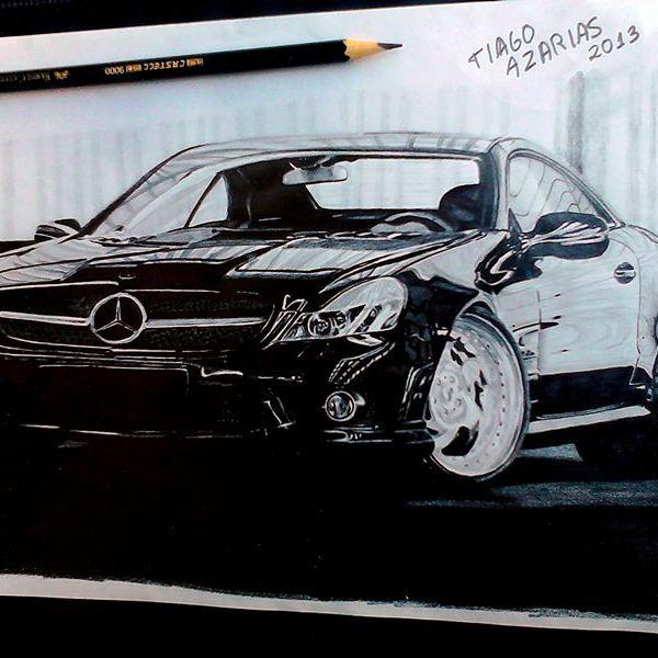 Imagem principal do produto Desenhando Carros