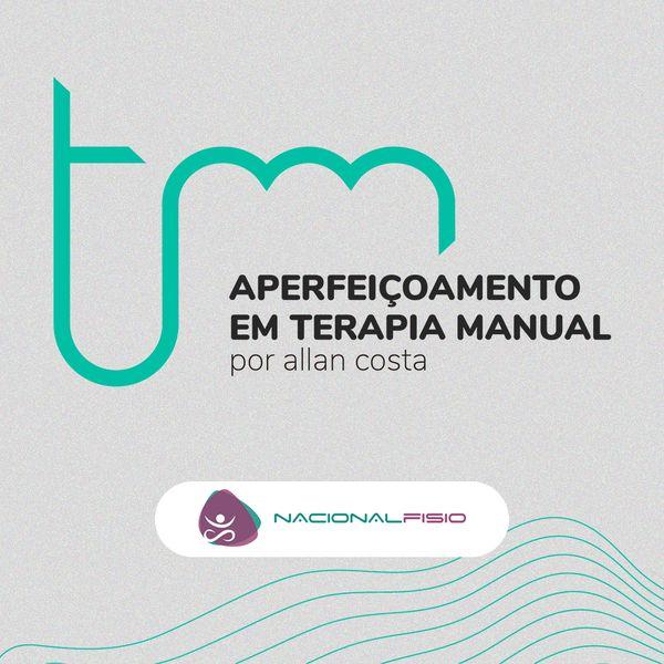 Imagem principal do produto Aperfeiçoamento em Terapias Manuais: suas técnicas, evidências e abordagens clínicas.
