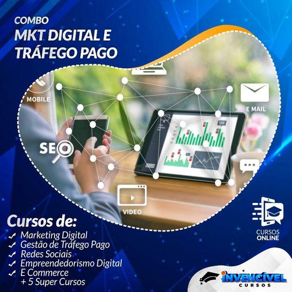 Imagem principal do produto MARKETING DIGITAL E GESTOR DE TRAFÉGO