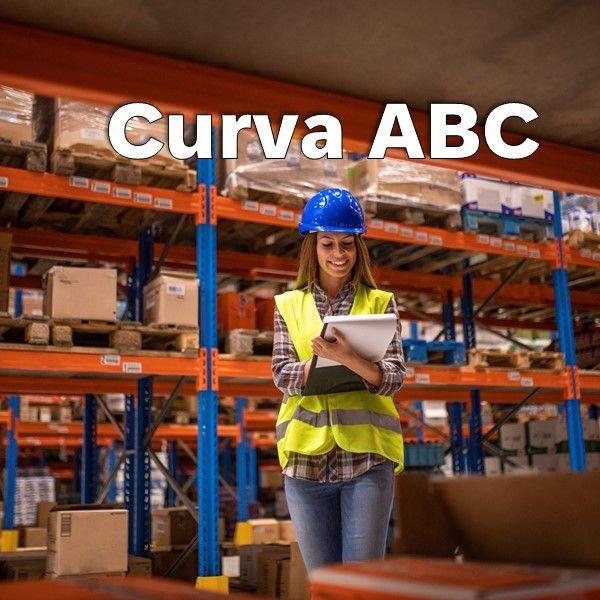 Imagem principal do produto Curva ABC - Curso rápido 15 minutos