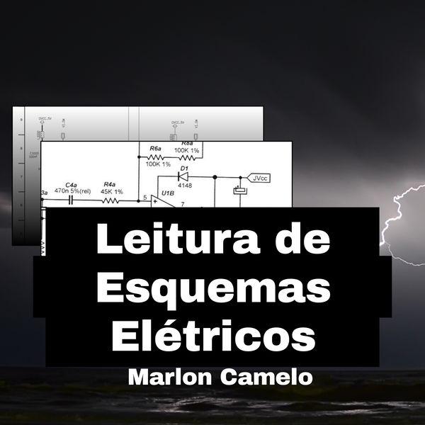 Imagem principal do produto Leitura de Esquemas Elétricos Marlon Camelo