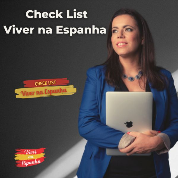 Imagem principal do produto Check list - Viver na Espanha