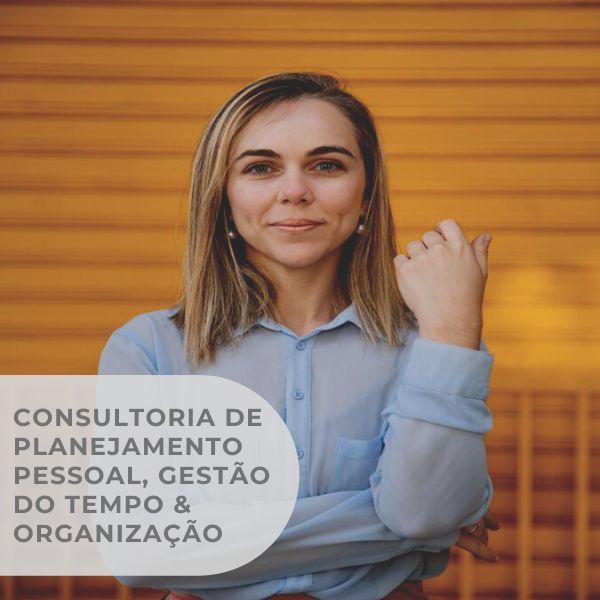 Imagem principal do produto 🎯 CONSULTORIA EM PLANEJAMENTO PESSOAL, GESTÃO DO TEMPO & ORGANIZAÇÃO