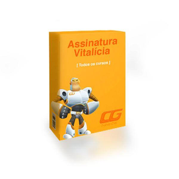 Imagem principal do produto Assinatura Vitalícia Gold CG Track