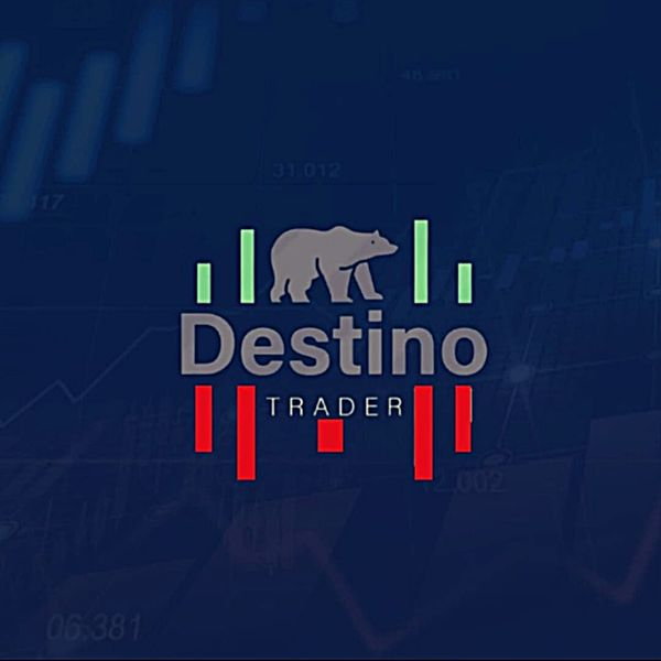 Imagem principal do produto Destino Trader - Aprenda sobre mercado financeiro de uma forma simples.