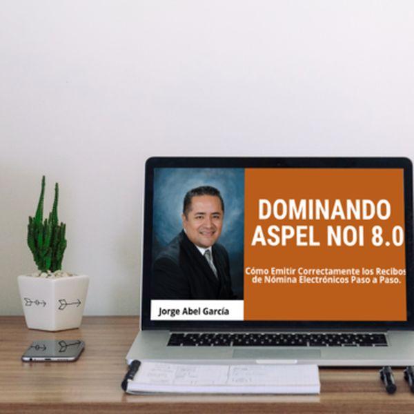 Imagem principal do produto DOMINANDO ASPEL NOI 8.0