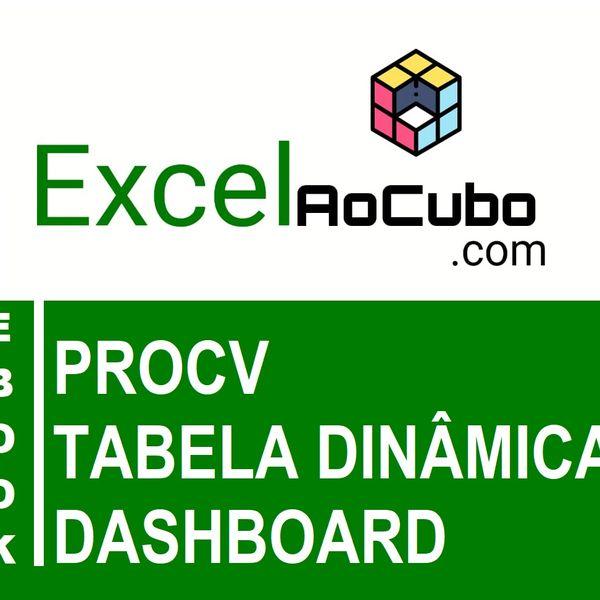 Imagem principal do produto Aprenda as 3 PRINCIPAIS funções do Excel e Ganhe Resultados Imediatos