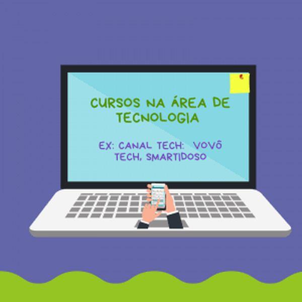 Imagem principal do produto CURSO DE TECNOLOGIA