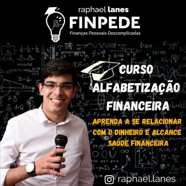 Imagem principal do produto CURSO ALFABETIZAÇÃO FINANCEIRA