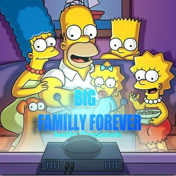 Imagem principal do produto Big Familly Forever- Pais & Filhos