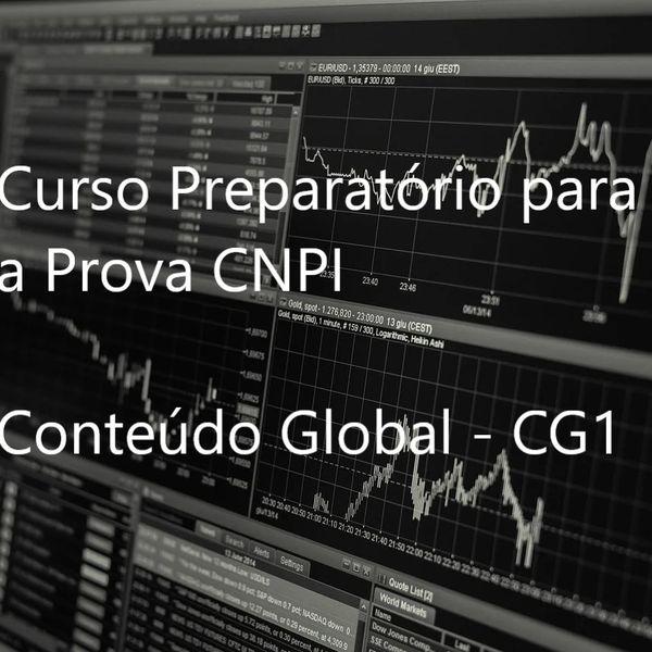 Imagem principal do produto Curso Preparatório para obtenção do CNPI - Prova de Conteúdo Global - CG1
