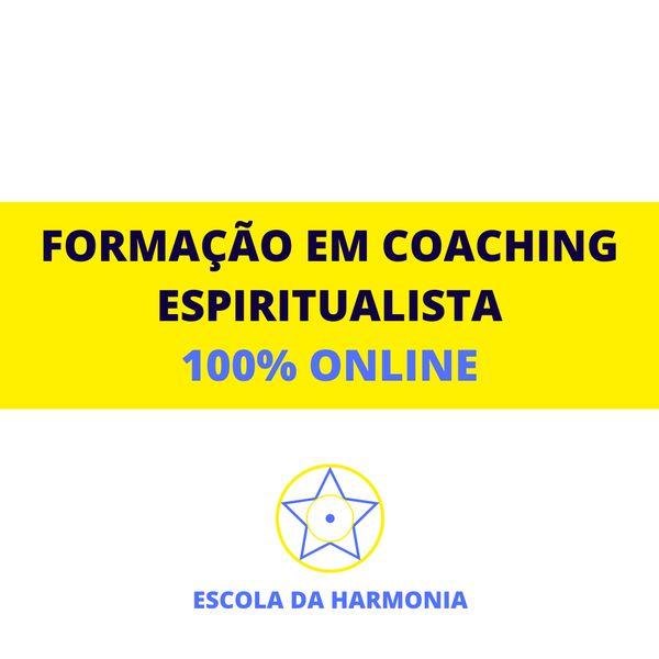 Imagem principal do produto Formação Em Coaching Espiritualista