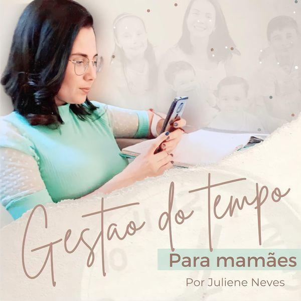 Imagem principal do produto GESTÃO DO TEMPO PARA MAMÃES