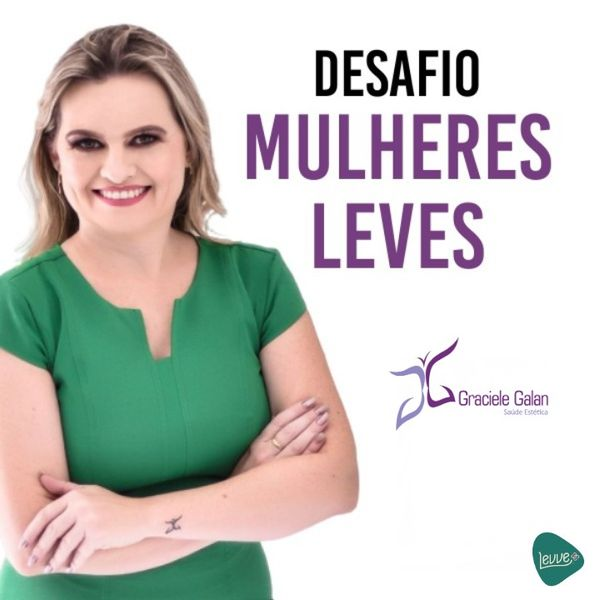 Imagem principal do produto DESAFIO MULHERES LEVES