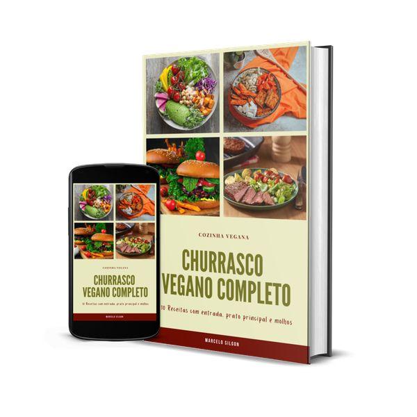 Imagem principal do produto Churrasco Vegano Completo