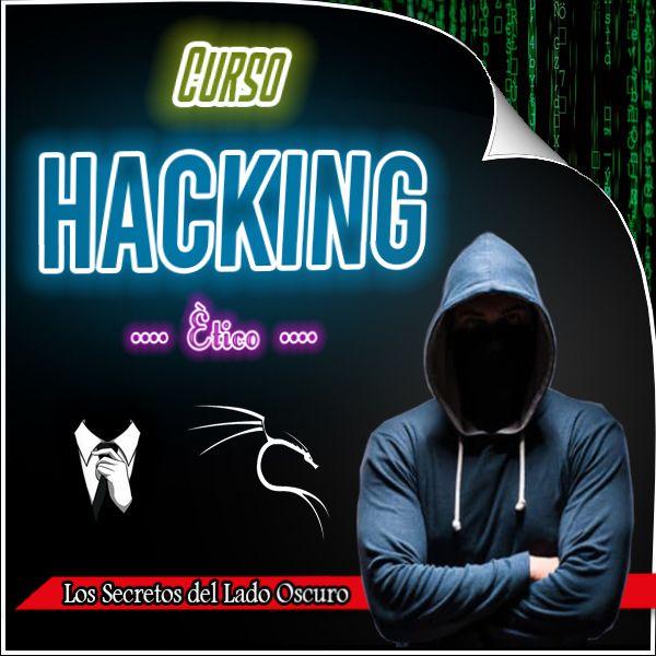 Imagem principal do produto Curso Hacking Ètico Completo