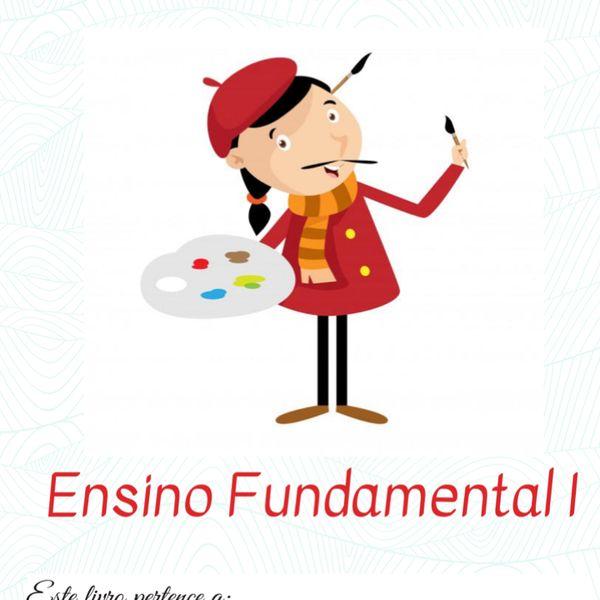 Imagem principal do produto Caderno de Atividades - Projeto Pintores - Ensino Fundamental I