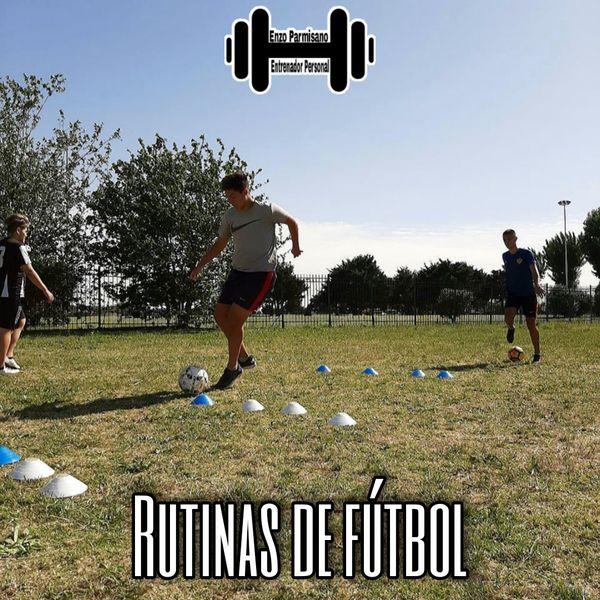Imagem principal do produto Entrenamiento de fútbol