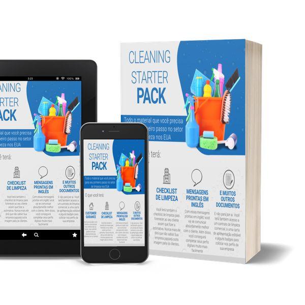 Imagem principal do produto Cleaning Starter Pack