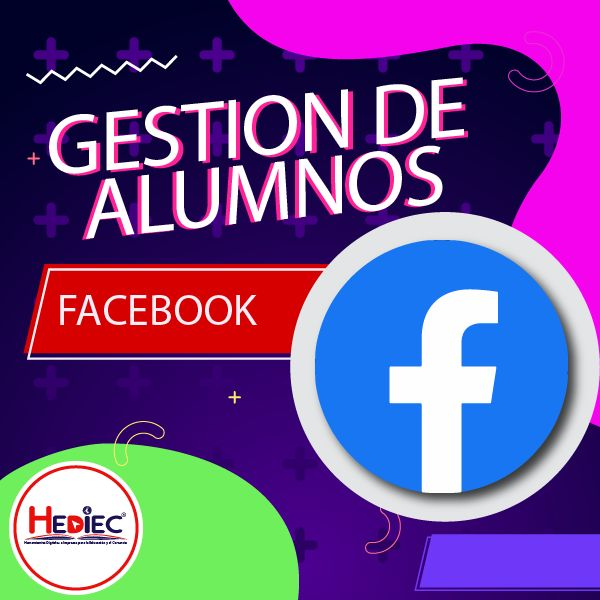 Imagem principal do produto GESTIÓN DE ALUMNOS EN FACEBOOK