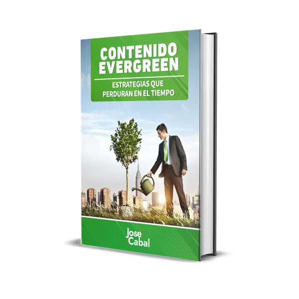 Imagem principal do produto Contenido Evergreen, estrategias que perduran en el tiempo.