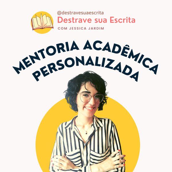 Imagem principal do produto Destrave sua Escrita – Mentoria acadêmica personalizada