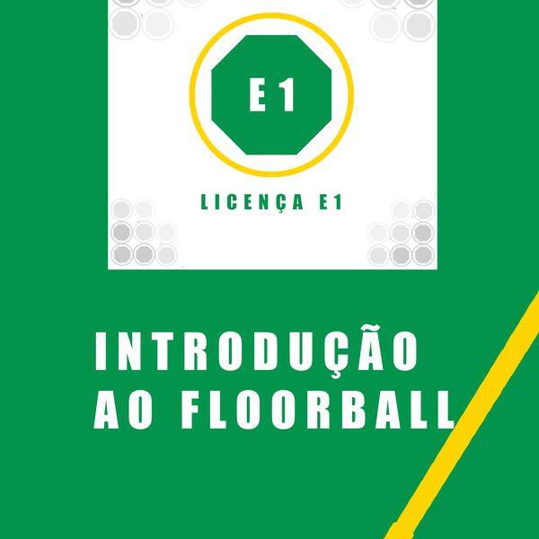 Imagem principal do produto Curso Introdução ao Floorball - E1
