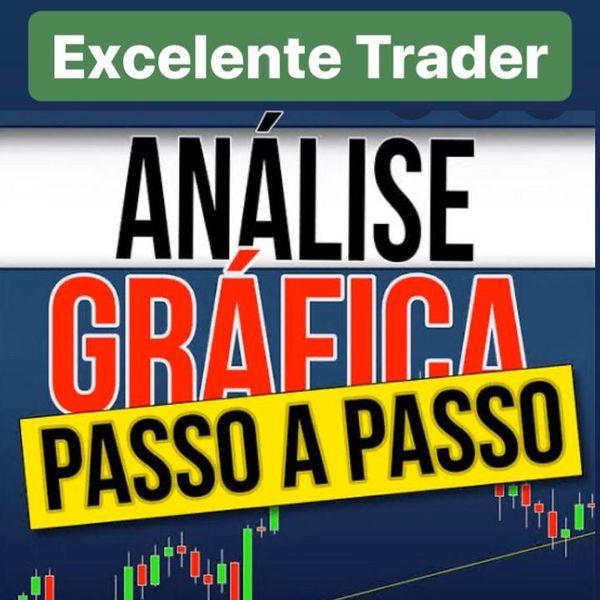 Imagem principal do produto Inicio a Bolsa de Valores Excelente Trader